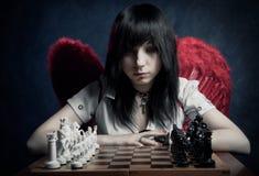 Chessmaster imagem de stock royalty free