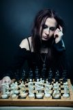 Chessmaster Royalty Free Stock Images