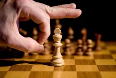 Chessmate photo stock