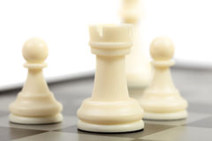Chessmen image stock