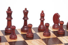 Chessmen Stock Images