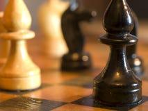 chessmen Стоковое фото RF