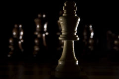Chessmen Stock Photos