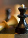 Chessmen Images stock