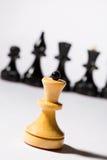 Chessmen Royaltyfri Bild