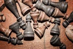 chessmen photo libre de droits