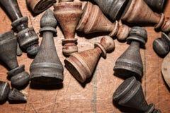 chessmen photos stock