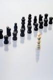Chessmen photo stock