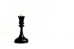 chessmen Conceito do jogo de negócio imagens de stock