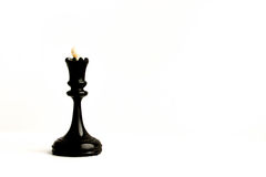 Chessmen. Concept of business game stock images