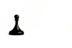 chessmen Concept de simulation de gestion photo stock