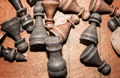 Chessmen Royalty Free Stock Image