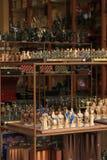 Chessmens Immagine Stock