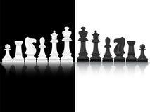 Chesspieces Stock Photo