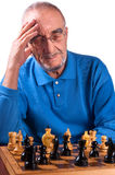Chessplayer Stock Image