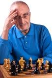 Chessplayer Stock Image