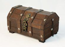 Chest Royalty Free Stock Images
