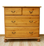 Chest of drawers. Stock Photos