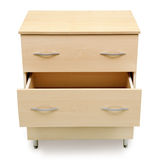 Chest of drawers Royalty Free Stock Photos