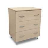Chest of drawers Stock Image