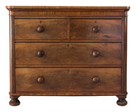 Chest of Drawers Royalty Free Stock Image