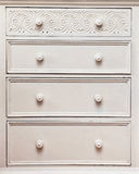 Chest of drawers Royalty Free Stock Images