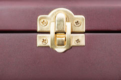 Chest latch Royalty Free Stock Images