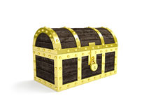 Chest treasure Royalty Free Stock Image