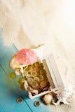 Chest treasure Stock Photo