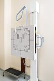 Chest Xray Machine Royalty Free Stock Photo