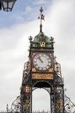 Chester ścian zegar Zdjęcie Royalty Free