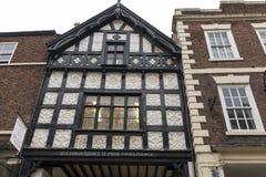 Chester Architecture Fotografía de archivo
