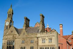 Chester Architecture Royalty Free Stock Photos