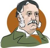 Chester Arthur Stock Image