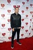 Chester Bennington (Linkin Park) no tapete vermelho imagem de stock royalty free