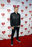 Chester Bennington (Linkin Park) on the red carpet Royalty Free Stock Image