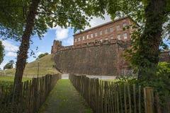 Chester Castle royalty-vrije stock fotografie