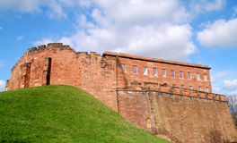 Chester Castle. Built from sandstone by William the Conqueror Stock Photo