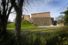 Chester Castle Royaltyfri Fotografi