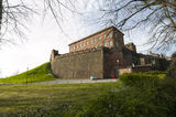 Chester Castle Photo libre de droits