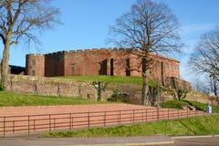 Chester Castle stock foto's