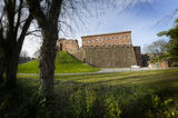 Chester Castle Royalty Free Stock Photography