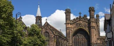 Chester Cathedral Fotografía de archivo libre de regalías