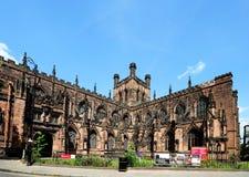 Chester Cathedral Fotografia Stock Libera da Diritti