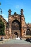 Chester Cathedral Fotografie Stock Libere da Diritti