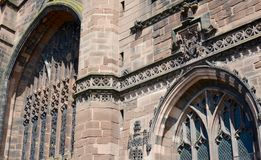 Chester Cathedral royalty-vrije stock fotografie