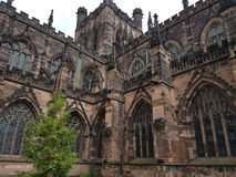 Chester Cathedral Lizenzfreies Stockbild