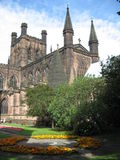 Chester cathedral Stock Photography