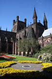 Chester Cathedral Cheshire. England UK royalty free stock image