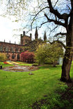 Chester Cathedral Cheshire England UK Royalty Free Stock Images
